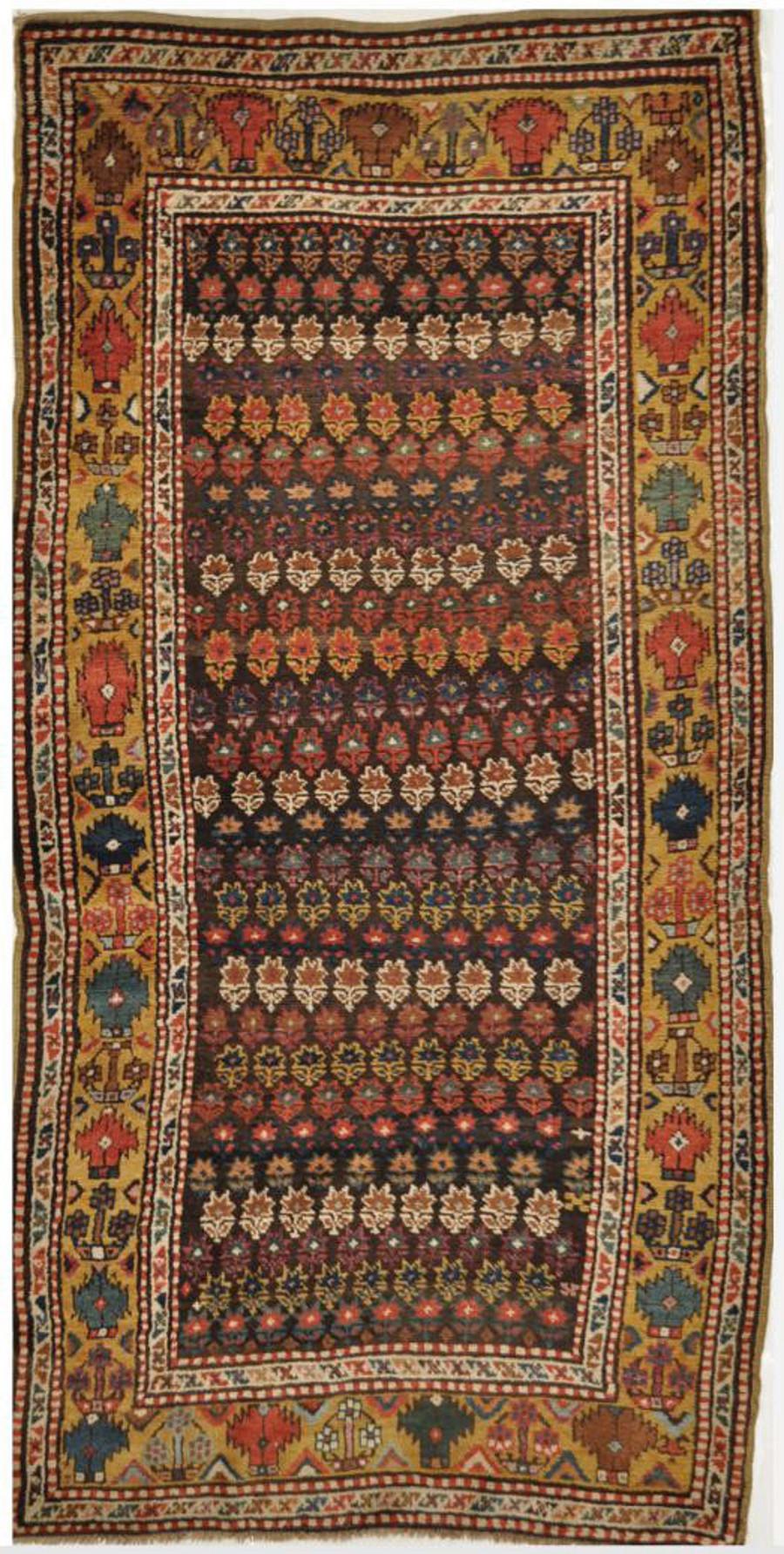 Antique Caucasian Kazak Rug Surena Rugs