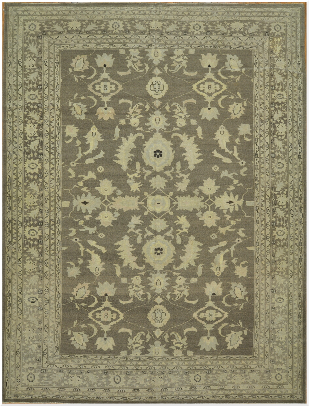 Room size hand knotted oriental rug surena rugs for Room size rugs