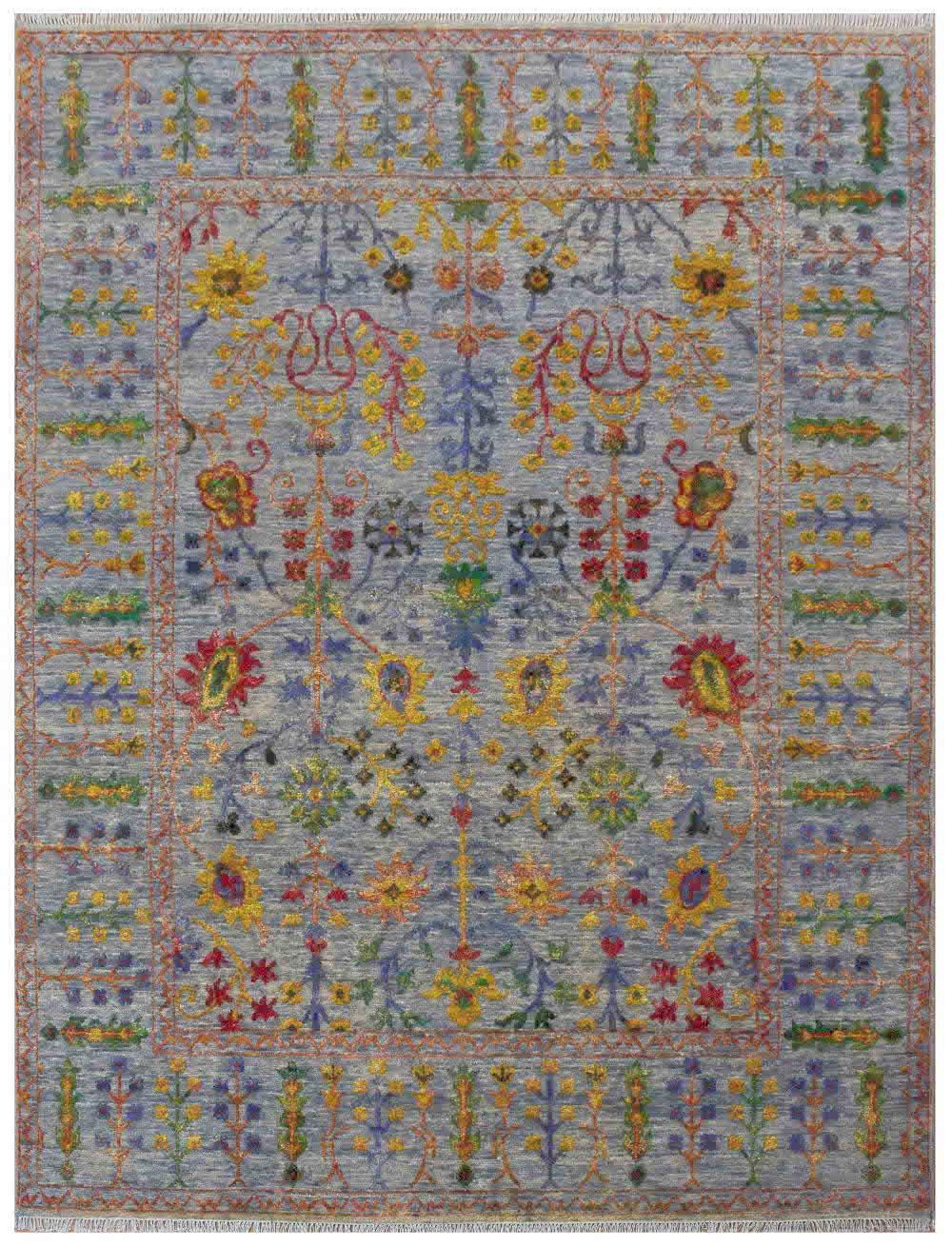 New 9 X 12 Handmade Oriental Rug Surena Rugs